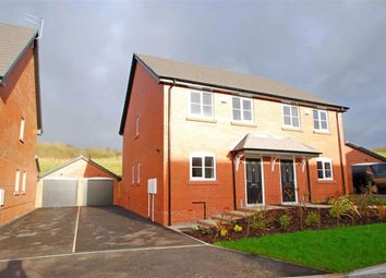 Thumbnail 3 bed semi-detached house for sale in The Brickworks, Bury, Greater Manchester