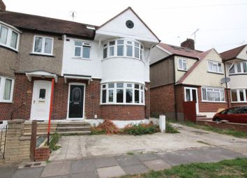 Thumbnail 4 bedroom end terrace house for sale in Holne Chase, Morden