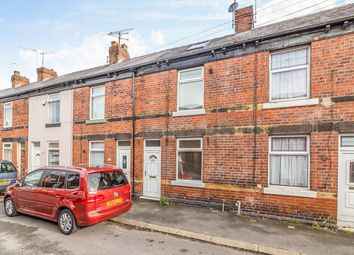 Thumbnail 2 bed terraced house for sale in Washington Road, Ecclesfield, Sheffield