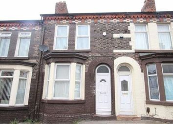 Thumbnail 3 bed terraced house to rent in Woodbine Street, Kirkdale, Liverpool