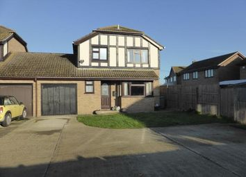 3 bed link-detached house for sale in Ellis Drive, New Romney, Kent TN28