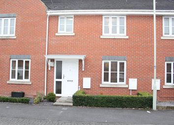 Thumbnail 3 bedroom terraced house to rent in Hatch Road, Stratton St. Margaret Swndon