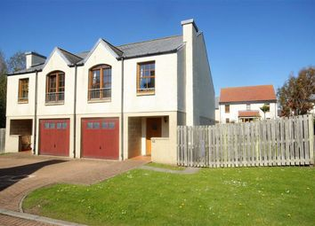 Thumbnail 3 bed semi-detached house for sale in 27, Denburn Place, Crail, Fife