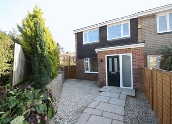 Thumbnail 3 bed end terrace house for sale in North Drive, High Wycombe