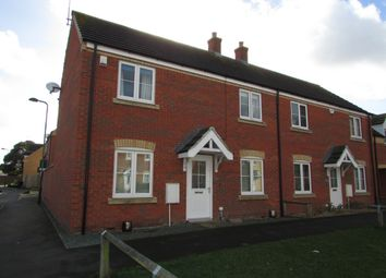 Thumbnail 3 bed end terrace house for sale in Whitby Avenue, Eye