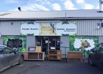 Thumbnail Retail premises for sale in T/A Becks Pets And Exotics, Shrewsbury
