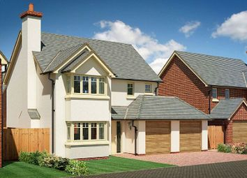 Thumbnail 4 bed detached house for sale in Plot 2 - The Corbet, Perry View, Prescott, Baschurch, Shropshire
