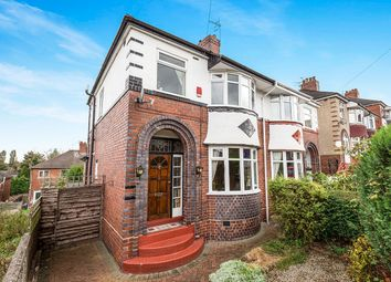 Thumbnail 3 bedroom semi-detached house for sale in Highfield Avenue, Meir, Stoke-On-Trent