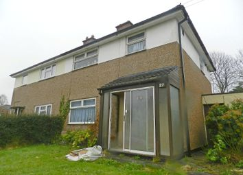 Thumbnail 3 bed semi-detached house for sale in St. Issells Avenue, Haverfordwest, Pembrokeshire