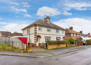 Thumbnail 3 bed semi-detached house for sale in Westways, Edenbridge