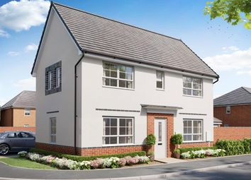 """Thumbnail 3 bedroom detached house for sale in """"Ennerdale"""" at Birdhaven Close, Banbury Road, Lighthorne, Warwick"""