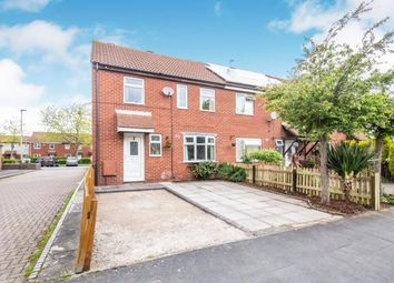 Thumbnail 3 bed end terrace house for sale in Amadis Road, Leicester, Leicestershire