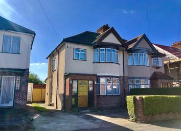 Thumbnail 3 bed semi-detached house for sale in Ivanhoe Drive, Kenton