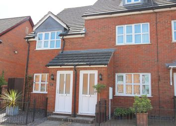 Thumbnail 2 bedroom end terrace house to rent in Station Road, Oakham