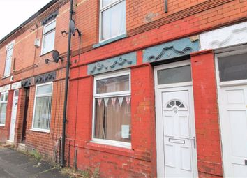 Thumbnail 2 bed terraced house for sale in Newdale Road, Manchester