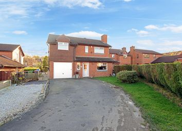 Thumbnail 4 bed detached house for sale in Gittens Drive, Telford