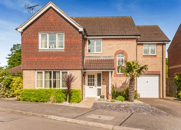 Thumbnail 4 bed detached house for sale in John Bends Way, Parson Drove, Wisbech