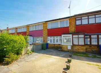 Thumbnail 3 bed terraced house for sale in Chaucer Close, Tilbury