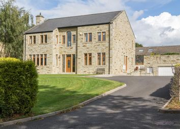 Thumbnail 4 bed detached house for sale in Elmwood Drive, Brighouse