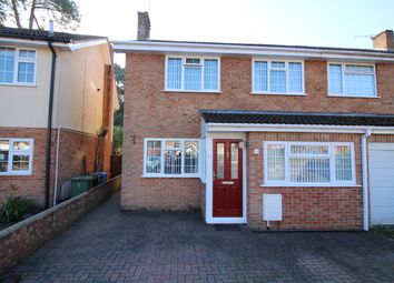 Thumbnail 4 bed semi-detached house for sale in Blackbird Close, Poole