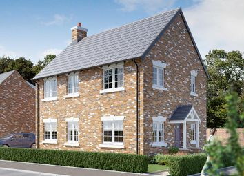 "Thumbnail 4 bed detached house for sale in ""The Shrewsbury"" at Dark Lane, Whatton, Nottingham"