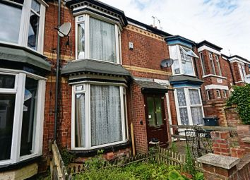 Thumbnail 2 bedroom terraced house for sale in Clinton Avenue, Manvers Street, Hull