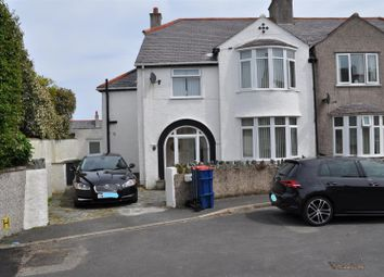 Thumbnail 3 bedroom property to rent in Garth Road, Holyhead