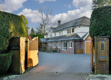 Thumbnail 6 bedroom detached house for sale in Waterhouse Lane, Kingswood