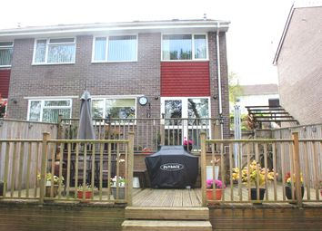 Thumbnail 3 bed semi-detached house for sale in Holmwood Avenue, Plymstock, Plymouth
