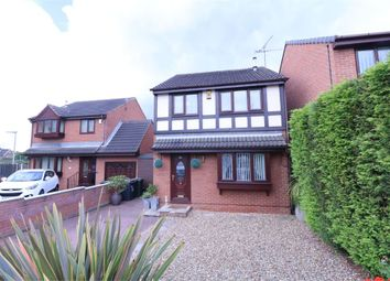 Thumbnail 3 bedroom detached house for sale in Fernleigh Drive, Brinsworth, Rotherham, South Yorkshire