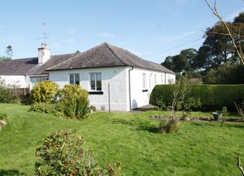 Thumbnail 3 bed semi-detached bungalow for sale in Culdoach Road, Tongland, Kirkcudbright