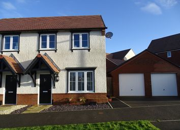Thumbnail 3 bed semi-detached house for sale in Birdwood Crescent, Bideford
