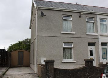Thumbnail 2 bed semi-detached house to rent in Newtown, Penybanc, Ammanford