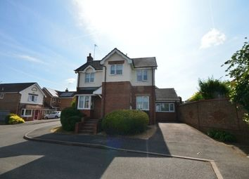 Thumbnail 3 bed detached house for sale in Hempland Close, Great Oakley, Corby