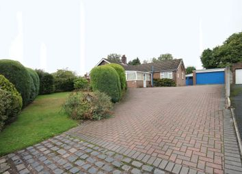 Thumbnail 3 bed detached bungalow for sale in Heathcote Avenue, Hookgate, Market Drayton