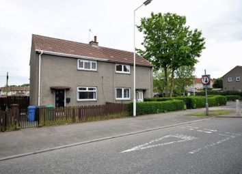 Thumbnail 2 bed semi-detached house for sale in Brodick Road, Kirkcaldy