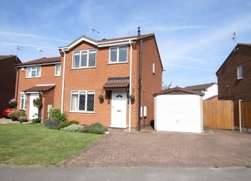 Thumbnail 3 bedroom semi-detached house for sale in Bosworth Way, Long Eaton, Long Eaton
