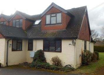 Thumbnail 1 bed cottage to rent in The Common, Dunsfold, Godalming