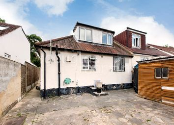 Thumbnail 3 bedroom semi-detached bungalow for sale in Robin Lane, London