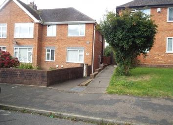 Thumbnail 2 bedroom maisonette for sale in Colebridge Crescent, Coleshill, Birmingham, Warwickshire