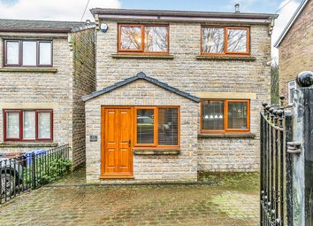 Thumbnail 3 bed detached house for sale in Woodland Road, Sheffield, South Yorkshire