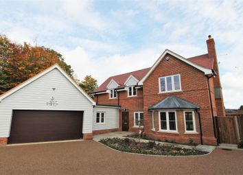 Thumbnail 4 bed detached house for sale in 'green View House' Bovingdon Green, Bovingdon, Hemel Hempstead