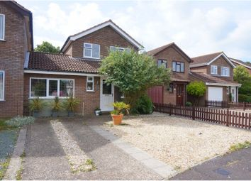 Thumbnail 4 bed link-detached house for sale in Viscount Drive, Mudeford, Christchurch