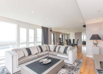 Thumbnail 2 bed flat to rent in Eaton House, 38 Westferry Circus, London