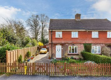 Thumbnail 2 bed semi-detached house for sale in Beacon Hill, Dormansland, Lingfield