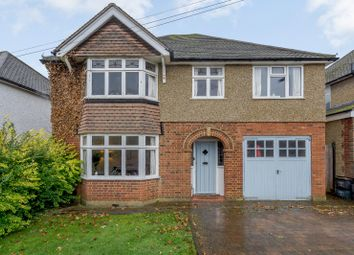 Thumbnail 4 bed detached house for sale in Topstreet Way, Harpenden