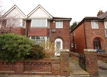 Thumbnail 3 bed semi-detached house for sale in Burwood Drive, Blackpool