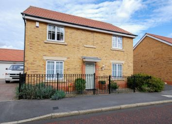 Thumbnail 4 bed detached house for sale in Chipchase Mews, Great Park, Gosforth