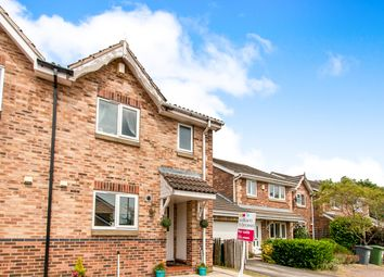 Thumbnail 2 bed end terrace house for sale in Greenfields, Heckmondwike