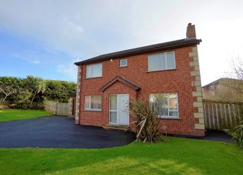Thumbnail 4 bedroom detached house for sale in Balmoral Road, Bangor